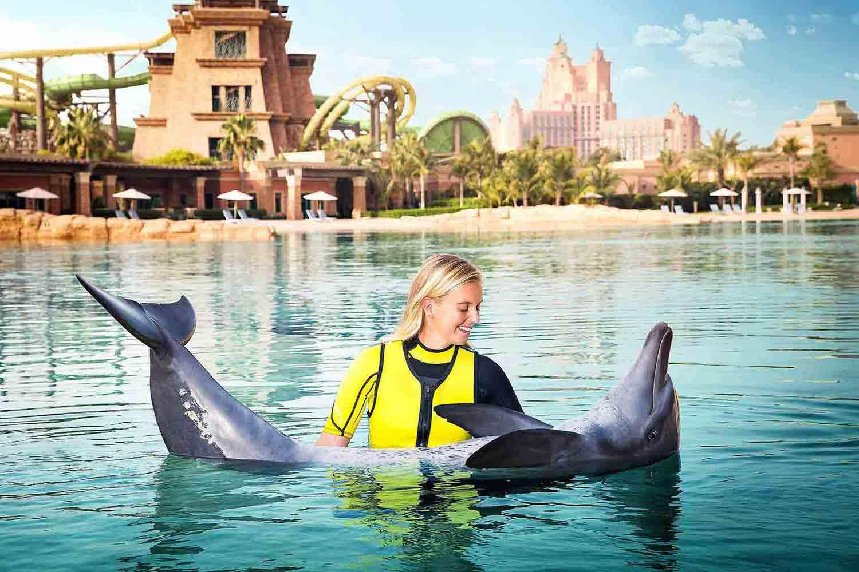 atlantis dolphin bay