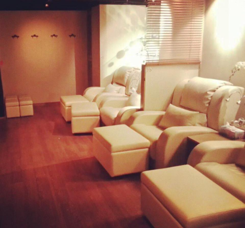 Mary Foot Spa unexplore places for relaxation in Dubai