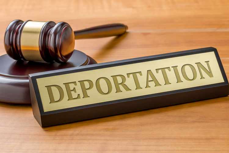 Deportation from the UAE