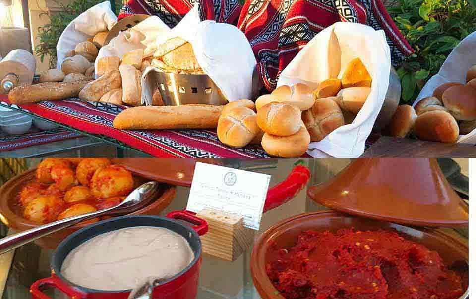 Emirati food of the UAE