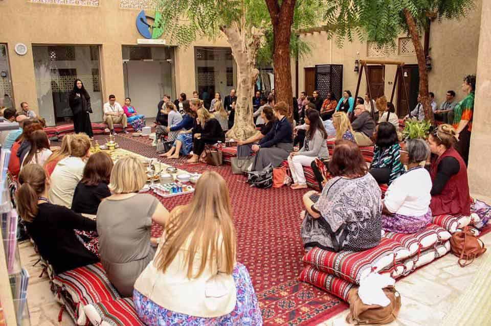 Sheikh Mohammed Centre for Cultural Understanding in Dubai
