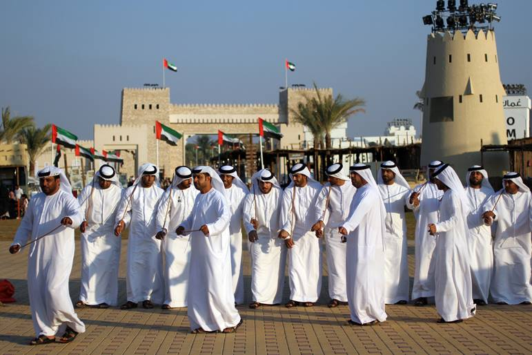 traditional dance of the uae