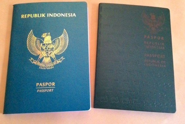 Indonesian passport holders for UAE Visa images