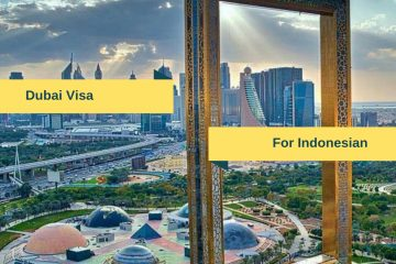 how to apply Dubai visa from indonesia