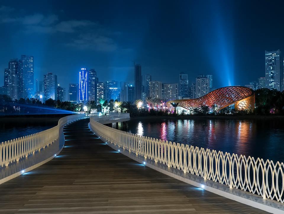 Khalid Lagoon Sharjah festival 2019
