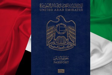 UAE Passport