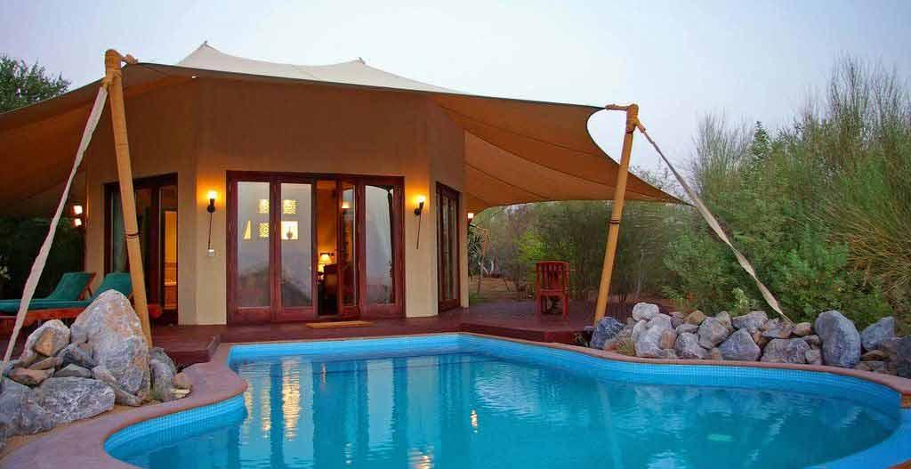 Al Maha Desert resort Dubai