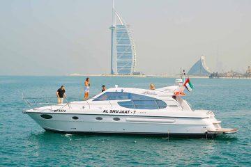 yacht cruise dubai