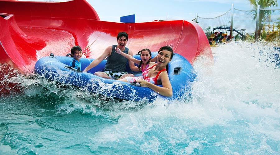 Dubai Legoland Waterpark