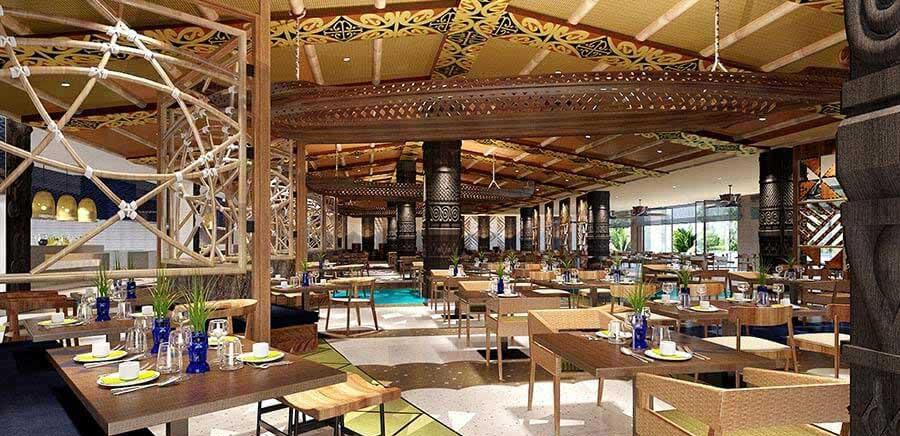 Dubai Resort and Parks