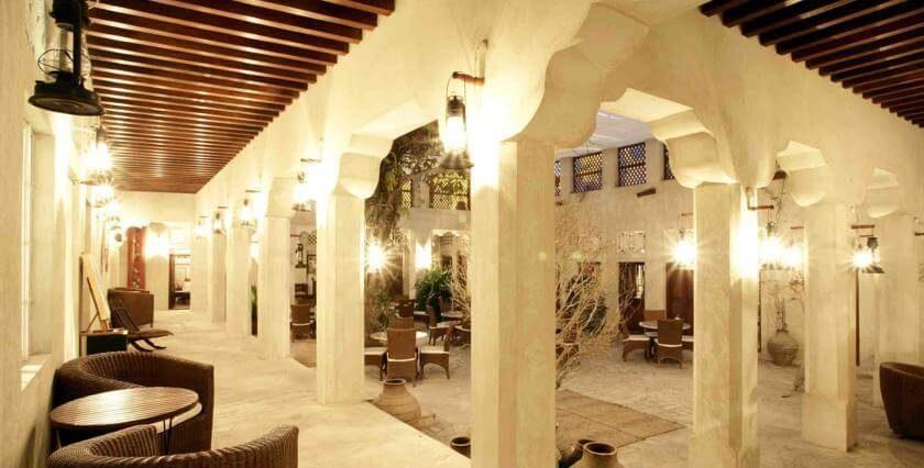 XVA Art hotel a hidden games in Dubai