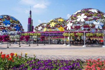 miracle garden dubai city