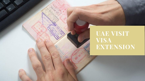 UAE Visit visa Extension images
